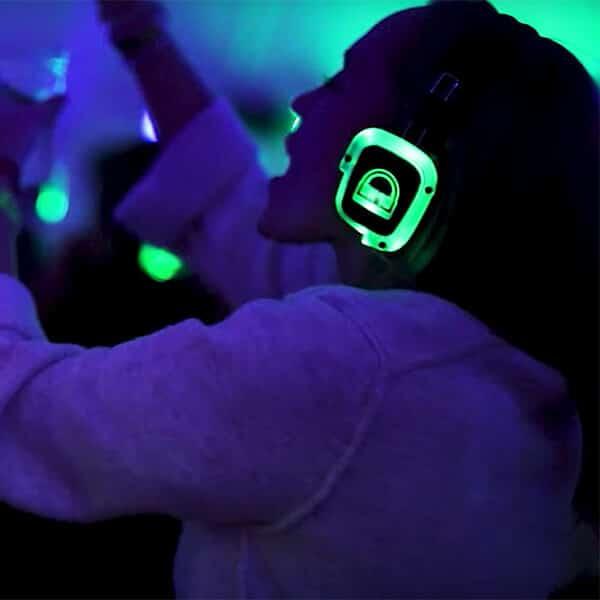 Quiet Headphone Parties