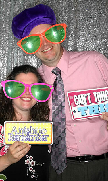 Photo Booth Fun Fredrick MD, Hagerstown MD, and Chambersburg PA
